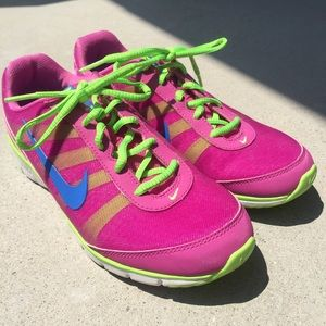 Excellent condition Nike air training runners